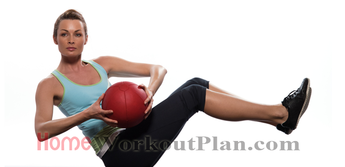 At Home Ab Workouts, A Six Step Plan